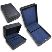 Deluxe Leatherette Jewelry Gift Boxes