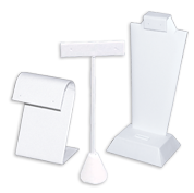 Economy Leatherette Earring & Pendant Displays