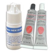 Glues & Epoxy