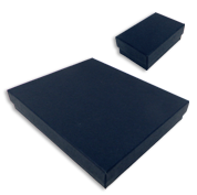 Midnight Blue Jewelry Gift Boxes