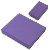 Purple Jewelry Gift Boxes